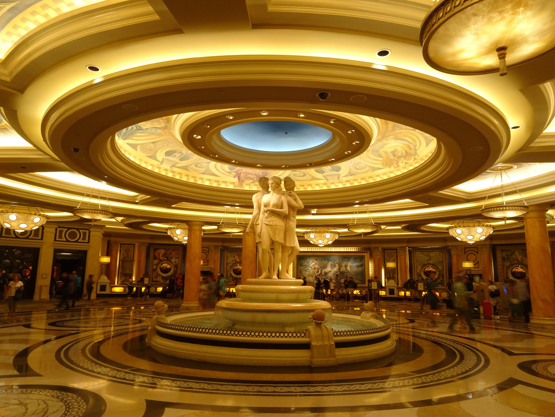Caesars Palace Address